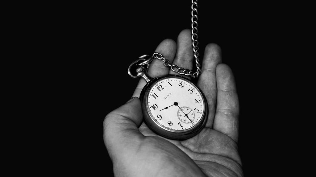 Heirlooms: Grandpa\'s Pocketwatch