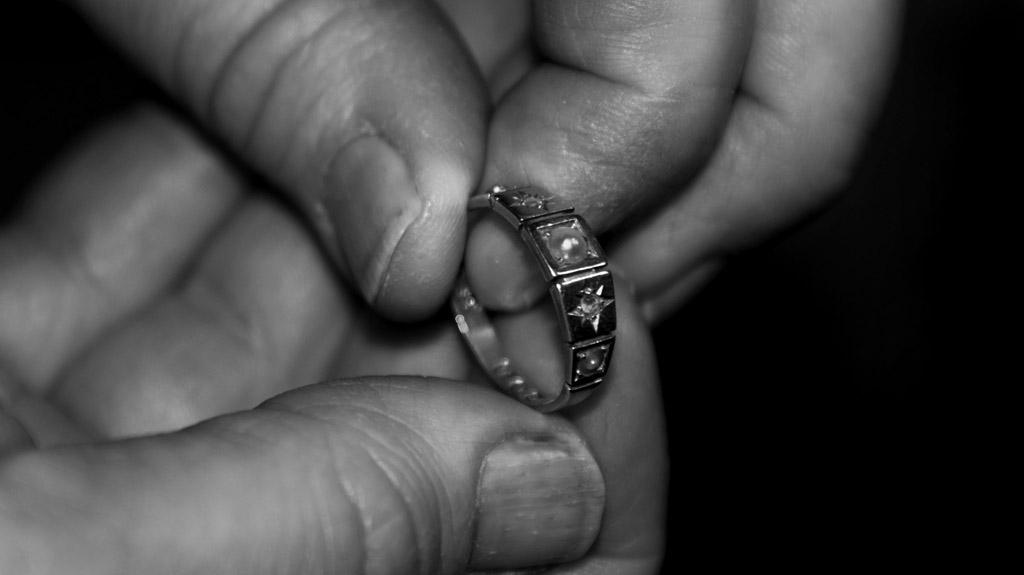 Heirlooms: Nancy, English Estate Ring