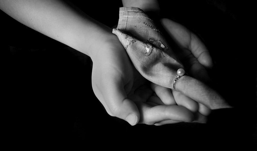 Heirlooms: Ruth\'s Grandmother\'s Handkerchief & Ring