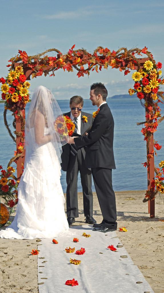 T&C Exchanging Vows